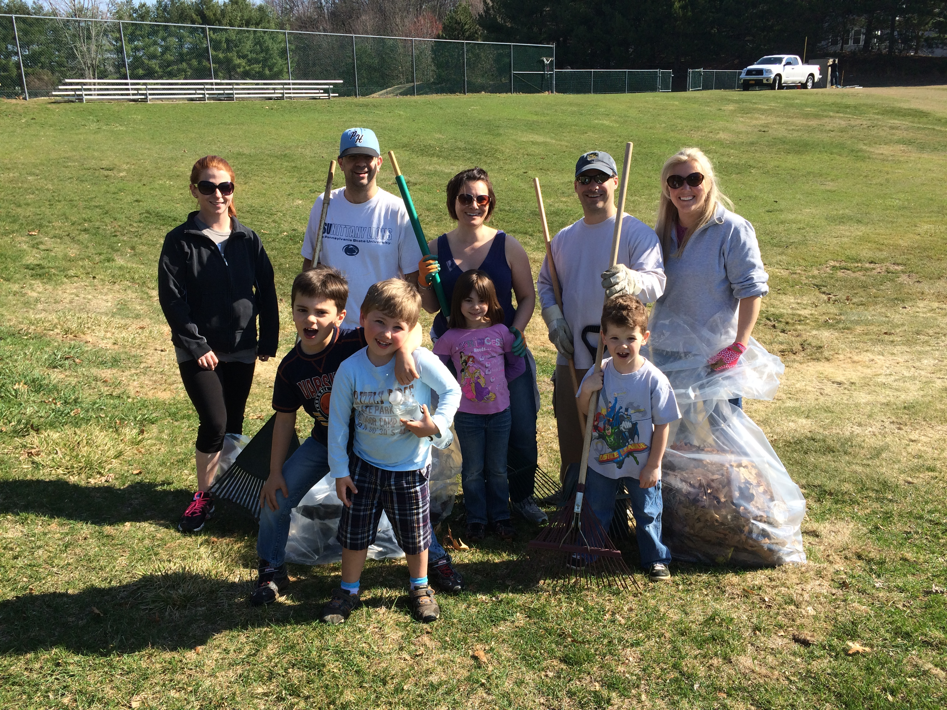 Volunteer for Clifton Park's Trails, Riverfront and Park