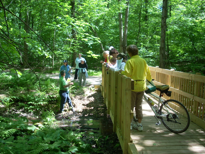 First Friday Hike! Hayes Nature Park on May 5 at 1 p.m.