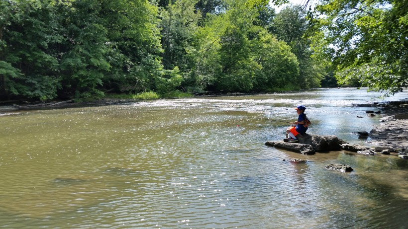 """Learn-to-Fish at Clifton Park Open Space Day"" set for May 14 at Barney Road Park"